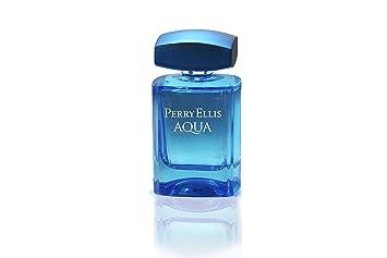 1f8e1e79a988 Amazon.com   Perry Ellis Aqua Eau De Toilette Spray for Men