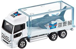 Tomica Takara Tomy 069 Nissan Diesel Quon Aquarium Truck