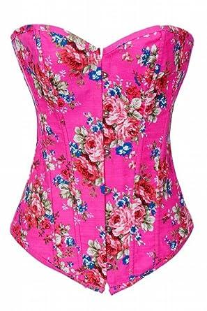 Árabe de lencería Mujer Jeans Corpiño y String rosa 42: Amazon.es: Ropa y accesorios