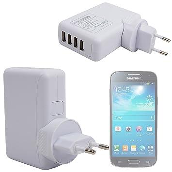 DURAGADGET Enchufe/Cargador De Pared Para Samsung Galaxy S5 ...