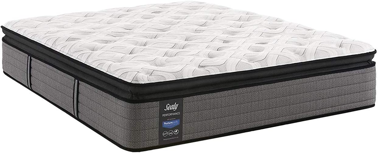 Sealy Posturepedic Cushion Firm Pillow 14-inch