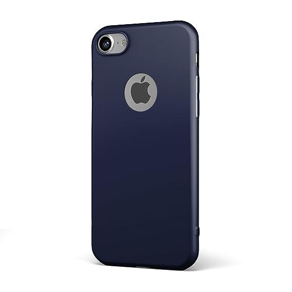 MatteFlex 0.6 - Cover Flessibile Opaca per iPhone 7 (4.7