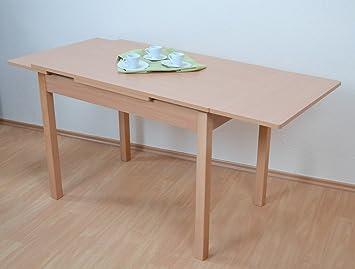 Wunderbar Auszugtisch L. 104 164cm Buche Esstisch Esszimmertisch Tisch Küchentisch  Ausziehbar
