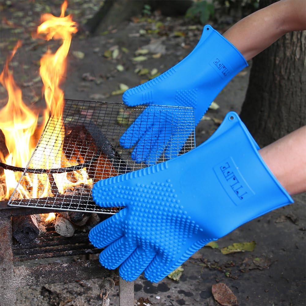 guantes de silicona extremos