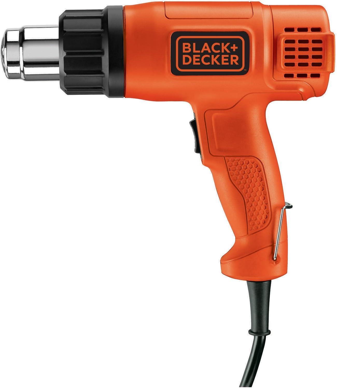 BLACK+DECKER KX1650-QS - Decapador 1.750W, hasta 600˚C, 230 V