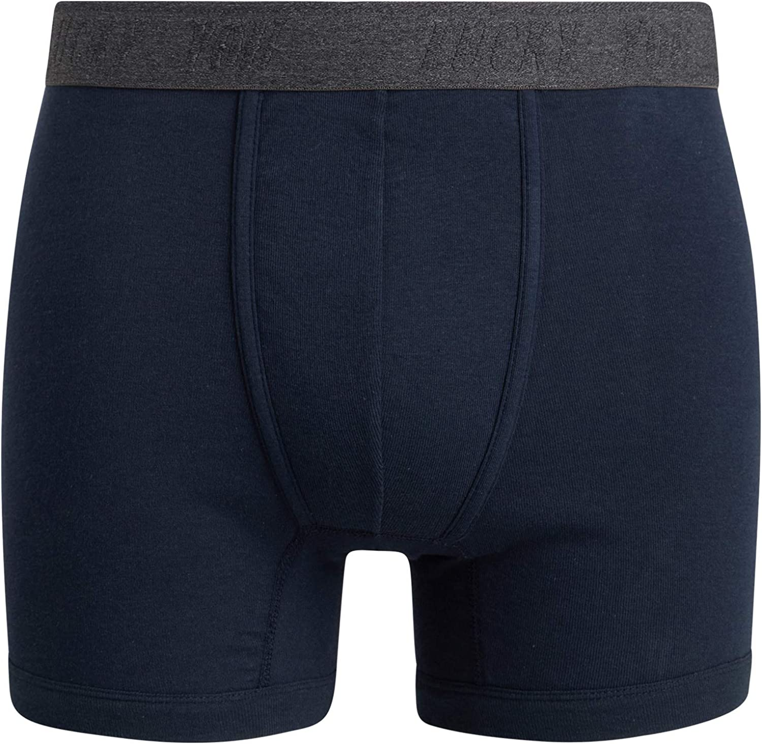 Size Large All Blues 3 Pack Lucky Brand Mens Cotton Modal Boxer Briefs