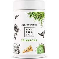 Matcha 100% Ecológico | Té verde en polvo