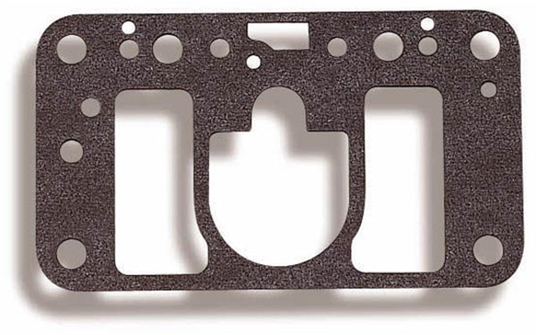 Holley 108-55-2 Black Metering Block Gasket - Pair HOL 108-55-2