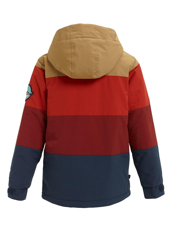 90ec19c57f06 Amazon.com  Burton Boys  Symbol Jacket  Clothing