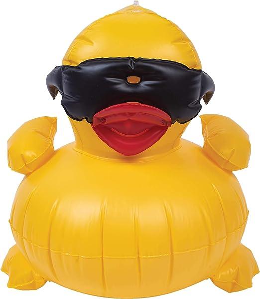Juego 5001 hinchable Derby Duck piscina juguete: Amazon.es: Jardín