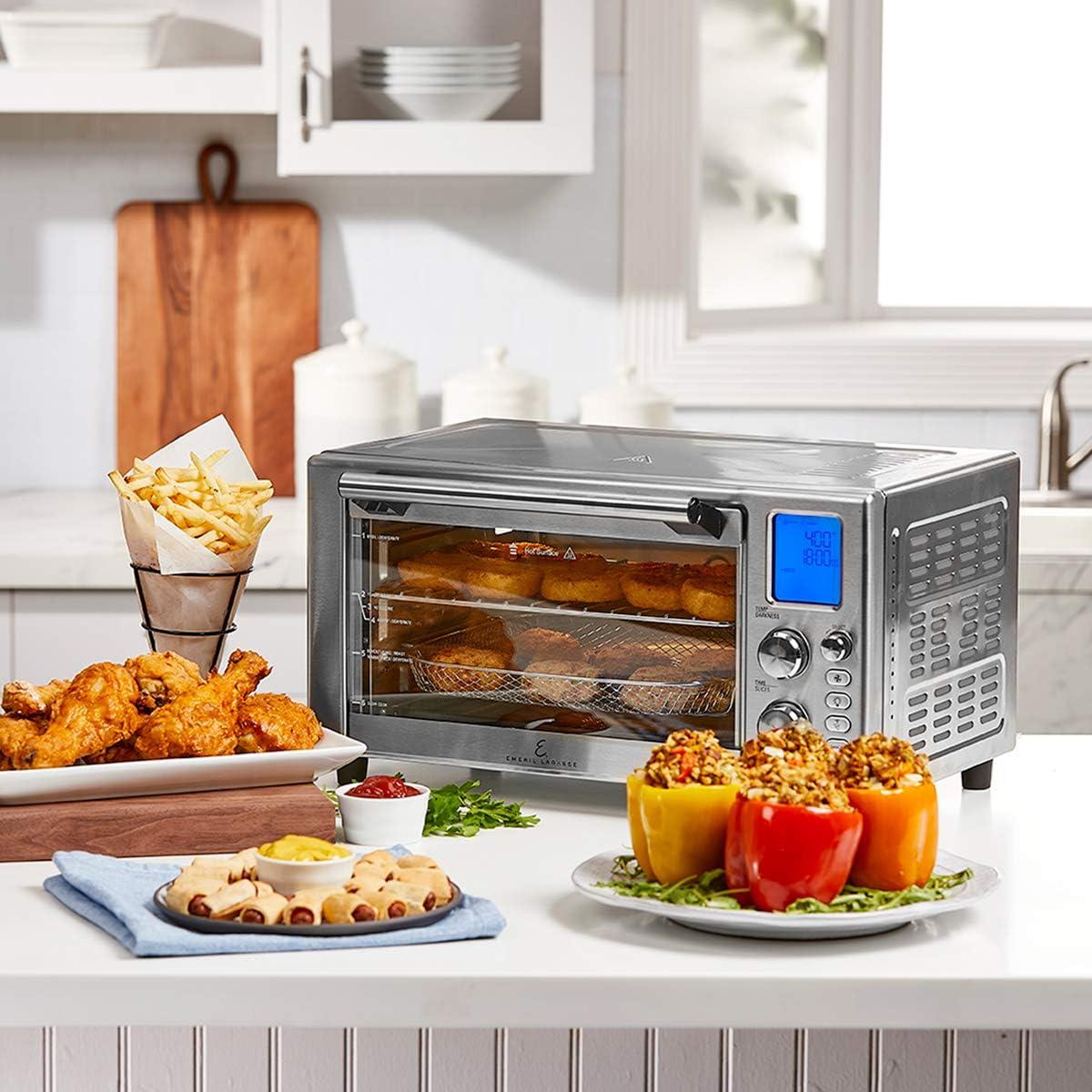 Amazon.com: Emeril Lagasse Power Freidora de aire horno 360 ...