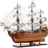 Old Modern Handicrafts HMS Victory Collectible, Medium