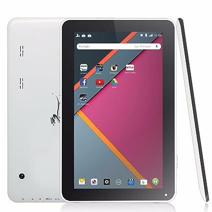 """Dragon Touch A1X Plus 10.1"""" Quad Core Tablet PC Google Android 5.0 Lollipop, 1GB"""