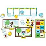 Carson Dellosa Hipster Weather Mini Bulletin Board Set (110339)
