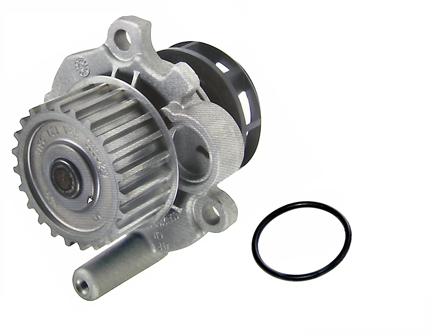 w//Plastic impeller 06A-121-012G MTC 4635 for Audi//Volkswagen Models 06A-121-012G Water Pump MTC 4635