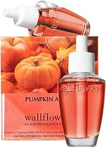 Bath and Body Works New Look! Pumpkin Apple Wallflowers 2-Pack Refills