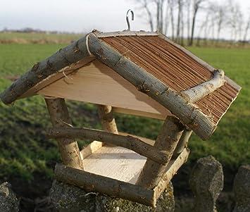 handgemacht Vogelhäuschen aus Weide zum Hängen Futterhaus