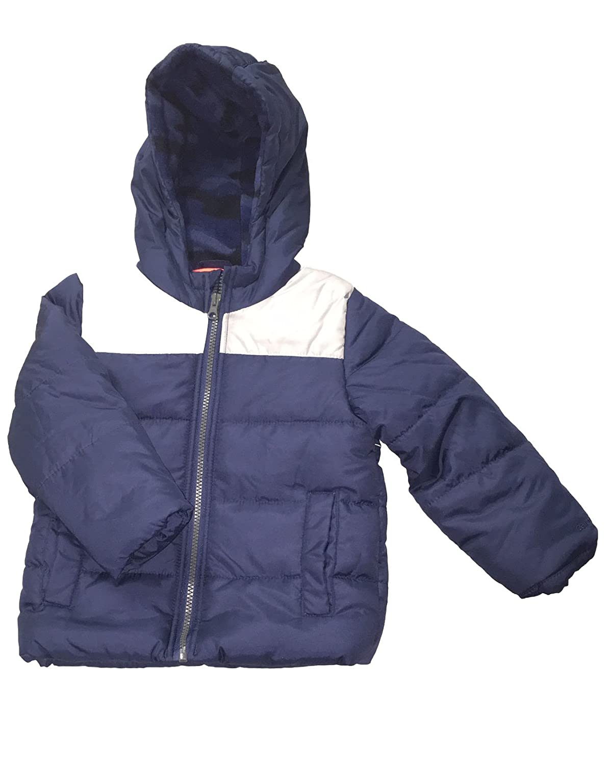 Carters Boys Quilted Heavyweight Bubble Jacket