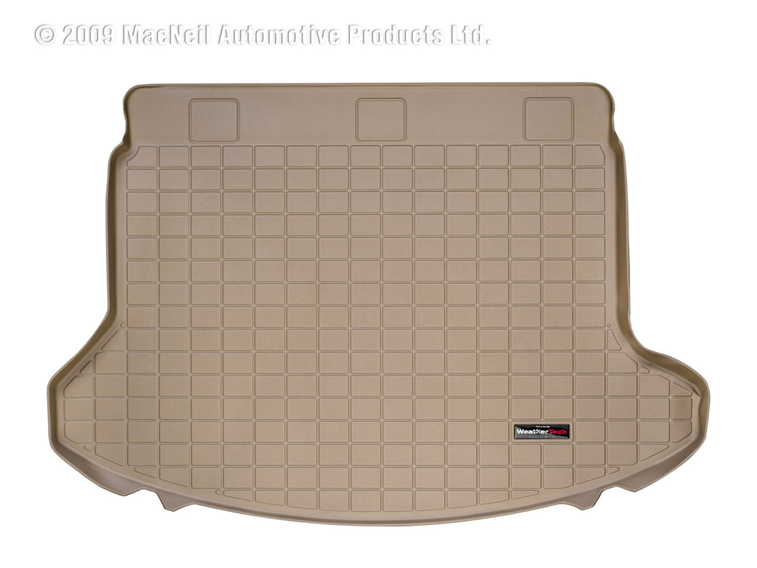 Amazon.com: WeatherTech Custom Fit Cargo Liners for Nissan Rogue ...
