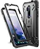 Poetic Revolution Series Designed for OnePlus 7T Pro/OnePlus 7 Pro, Full-Body Rugged Dual-Layer Shockproof Protective…