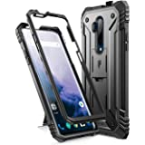 Poetic Revolution Series Designed for OnePlus 7T Pro/OnePlus 7 Pro, Full-Body Rugged Dual-Layer Shockproof Protective Cover w