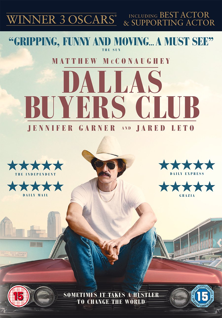 Dallas Buyers Club [DVD] [Reino Unido]: Amazon.es: Matthew ...