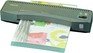 Educational Insights Laminator, Hot and Cold Settings, Easy to Use, For Home, Office or Classroom