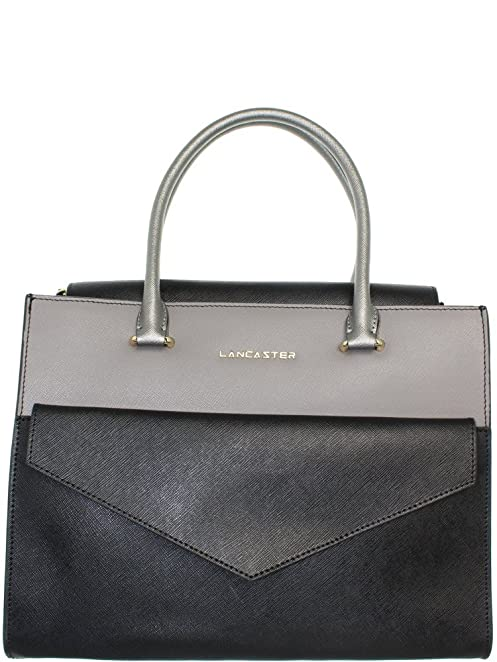 LANCASTER PARIS Bag Adeline Female Black Gray - 527-14-NOIR-GCBM