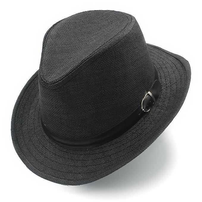 GHC gorras y sombreros para Mujeres de Moda Hombres Sombrero de Paja Sombrero Sombrero Sombrero Sombrero