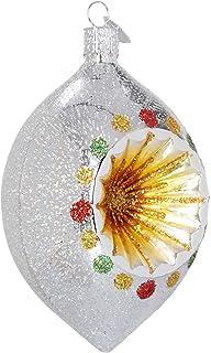 Old World Christmas Chrysler Building Glass Blown Ornament