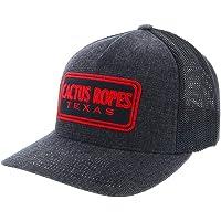Hooey Men's Hooey And Cactus Ropes Logo Trucker Cap