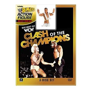 WCW Clash of the Champions [USA] [DVD]: Amazon.es: Cine y ...