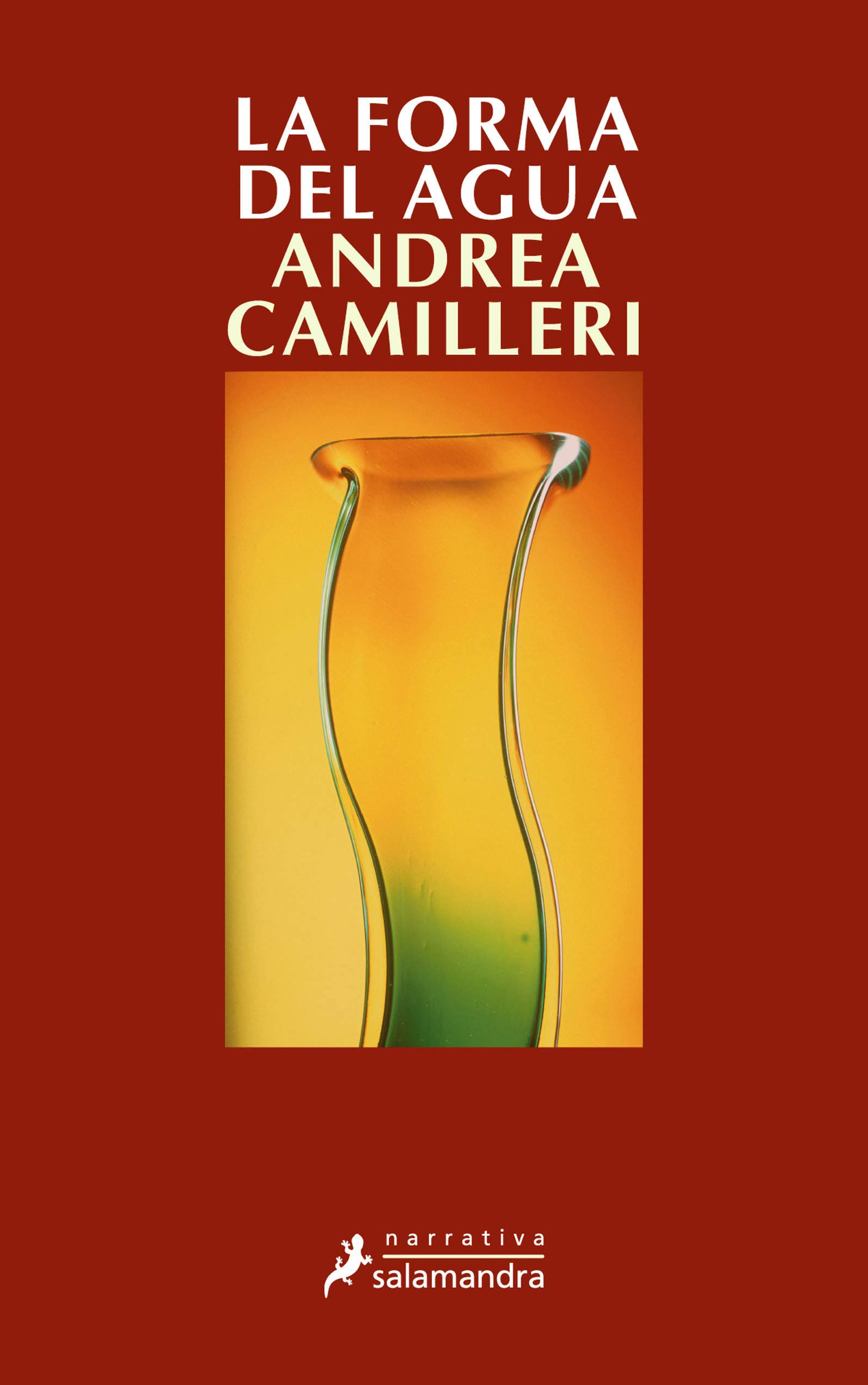 La forma del agua: Montalbano - Libro 1 (Narrativa): Amazon.es: Andrea  Camilleri: Libros