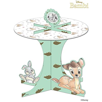 Procos Bambi Cutie Party Cupcake Stand: Toys & Games