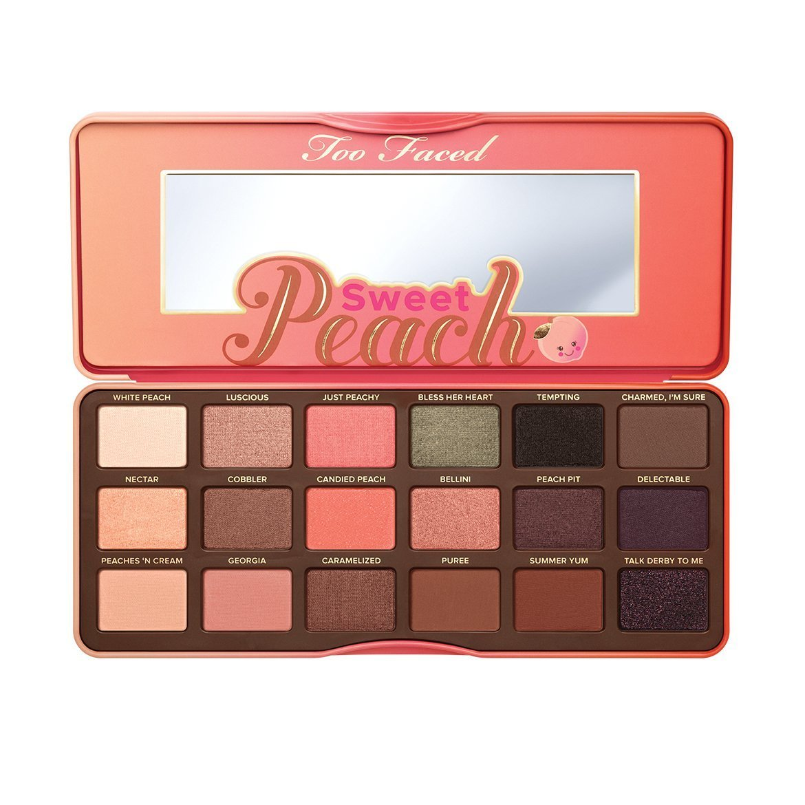 Too Faced Sweethearts Peach Eyeshadow Palette