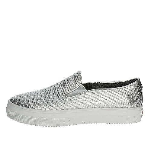 U.S.POLO ASSN. U.s. Polo Assn TRIXY4155S7/YL3 Slip-On Zapatos ...