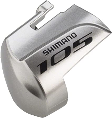 Shimano Ultegra 6800 Left STI Lever Name Plate and Fixing Screw