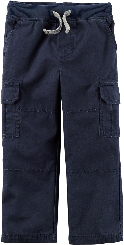 Carters Boys Midtier Drawstring Pants