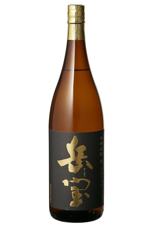 【特約店限定焼酎】岳宝 黒25°芋焼酎1.8L×6本 B0718YTM1N