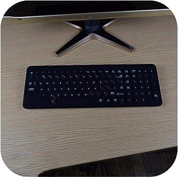for HP SK 2063 2028 KG 1450 Q 238cn SK 2063 Desktop PC Keyboard Covers Waterproof dustproof Clear Keyboard Cover Protector Skin-candyblue