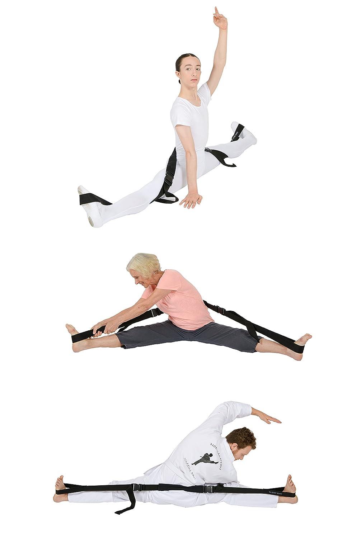 Amazon.com: Si-Stretcher - Ayuda para estiramiento y ...