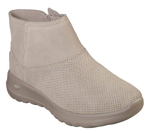 Amazon.com: Skechers - Botas de tobillo para mujer, con ...