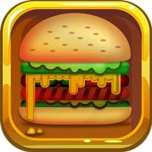 Burger Dash - Match 3 Game