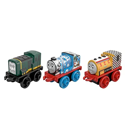 Thomas the Train Minis 3-pack #2: Toys & Games