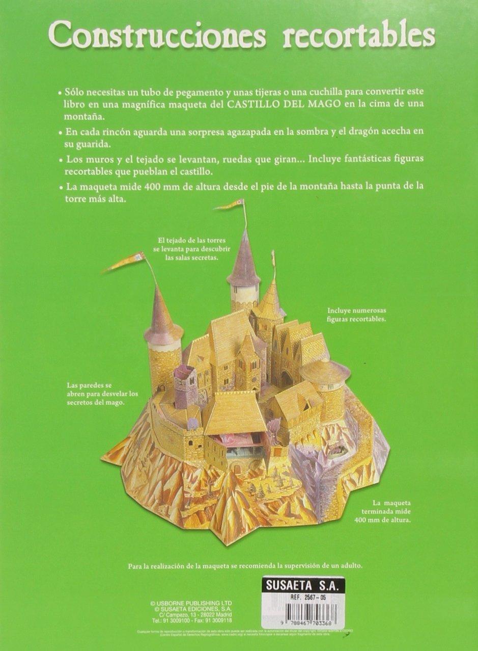 Leyendas castillo del mago: Equipo Susaeta: 9788467703368 ...