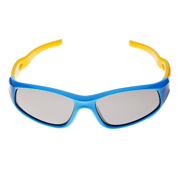 Forepin Gafas de Sol Niño y Niña reg; (5-12años) Deporte Polarizadas Marco Flexible Infantiles Ovaladas 100% Protección UV400: Amazon.es: Ropa y accesorios