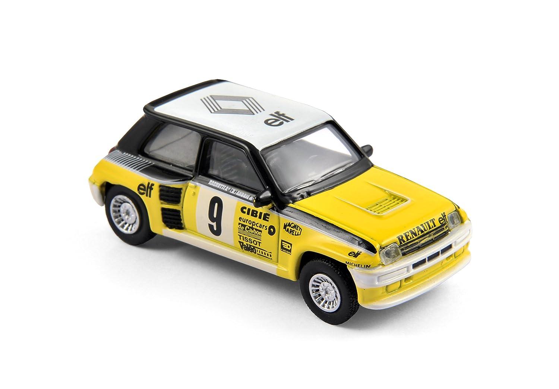 Norev - 310501 - Renault 5 Turbo - Monte Carlo 1981 - Minijet: Amazon.es: Juguetes y juegos