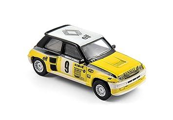 Norev 310501 - Renault 5 Turbo - Monte Carlo 1981 - Minijet: Amazon.es: Juguetes y juegos