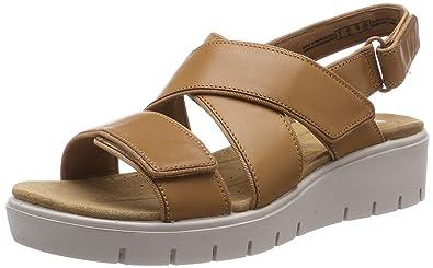 6acfe492d526 Clarks Women s Un Karely Dew Sling Back Sandals  Amazon.co.uk  Shoes ...