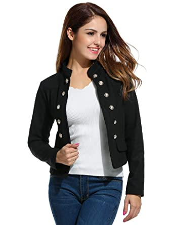 Fashion week Blazers Women jackets for work for girls
